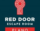 Red Door Escape Room  logo