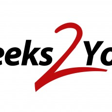 Geeks 2 You logo